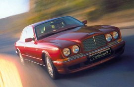 2001 Bentely Continental R Mulliner