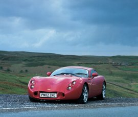 2001 TVR Tuscan R