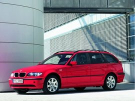 2002 BMW 3-Series Touring