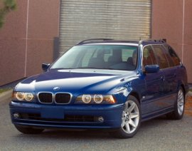 2002 BMW 525i Sportwagon