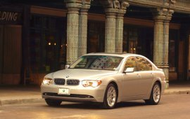 2002 BMW 7-Series 745iL