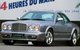 2002 Bentely Continental Personal Coupe