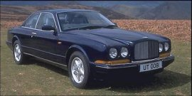 2002 Bentely Continental R