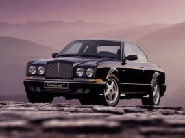 2002 Bentely Continental T