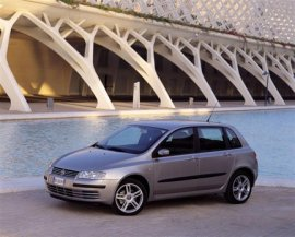 2002 Fiat Stilo Hatchback
