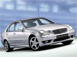 2002 Mercedes Benz C-Class C43 by AMG