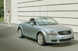2003 Audi TT Coupe 3.2 Convertible
