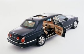 2003 Bentley Arnage Limousine