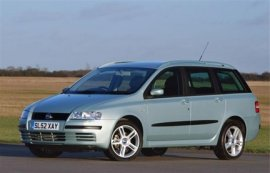 2003 Fiat Stilo Multiwagon