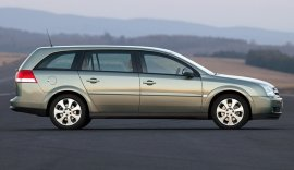 2003 Opel Vectra Wagon
