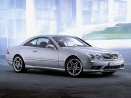 2004 Mercedes Benz CL-Class CL65 by AMG