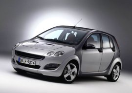 2004 Smart Coupe Forfour