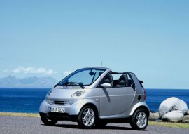 2004 Smart Forttwo Cabiro