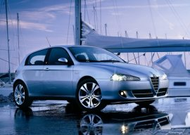 2007 Alfa Romeo 147 Murphy and Nye Edition