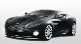 2007 Aston Martin Vanquish S Ultimate Edition
