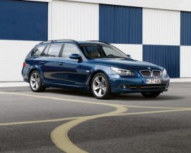 2007 BMW 5-series Touring