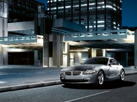 2007 BMW Z4 3.0i Coupe
