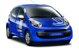 2007 Citroen C16 Chrono