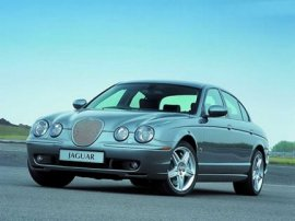 2007 Jaguar S-Type Advance Edition