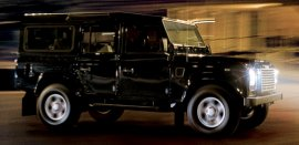 2007 Land Rover Defender 90 Wagon