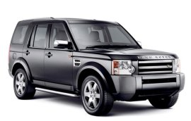2007 Land Rover LR3 Disco Pursuit