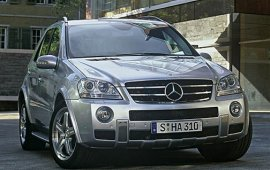 2007 Mercedes Benz ML63 AMG