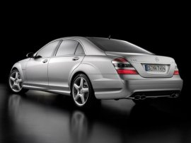 2007 Mercedes Benz S-Class S65 by AMG