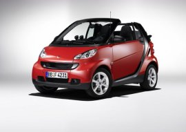 2007 Smart Forttwo Cabiro