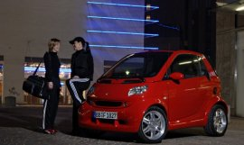 2007 Smart Forttwo Red Edition