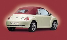2007 Volkswagen Beetle Red Edition