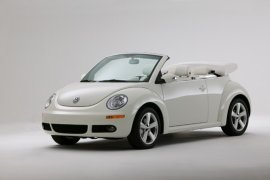 2007 Volkswagen Beetle Triple White Edition