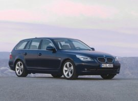 2008 BMW 5-series 535Xi Wagon