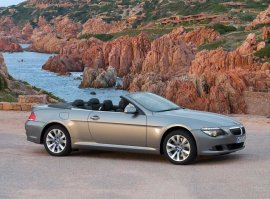 2008 BMW 6-Series 650i Cabriolet