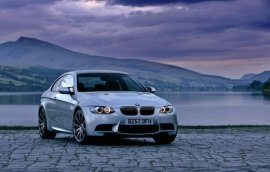 2008 BMW M3 UK Edition