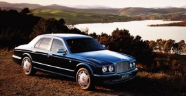 2008 Bentley Arnage R