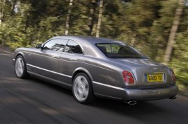 2008 Bentley Brooklands Coupe