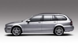 2008 Jaguar X-Type Wagon
