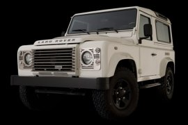 2008 Land Rover Defender 90 Piet Boon Edition