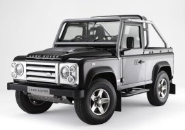 2008 Land Rover Defender 90 SVX
