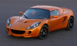 2008 Lotus Elise S 40th Anniversary Edition