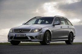 2008 Mercedes Benz C-Class C63 AMG Estate