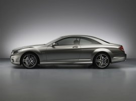 2008 Mercedes Benz CL-Class CL65 AMG 40th Anniversary