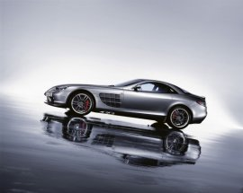 2008 Mercedes Benz McLaren SLR 772 Edition