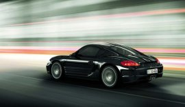 2008 Porsche Cayman S Design Edition