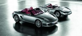 2008 Porsche Boxster RS 60 Spyder Limited Edition