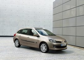 2008 Renault Clio Estate
