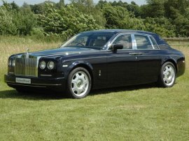 2008 Rolls Royce Phantom Gaines Woods Edition