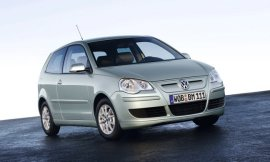 2008 Volkswagen Polo Blue Motion