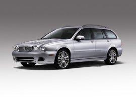 2009 Jaguar X-Type Estate