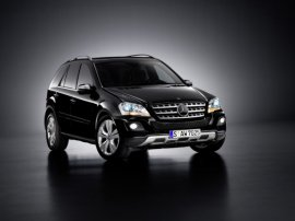 2009 Mercedes Benz ML-Class ML420 Cdi